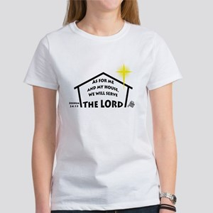 MyHouse-white T-Shirt