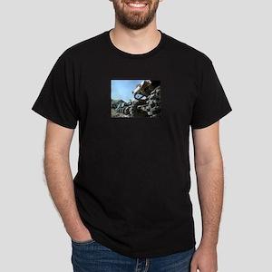 RC 4x4 TRAIL TIRES Dark T-Shirt