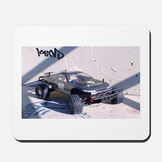 SKATE PARK SLASH 4X4 Mousepad