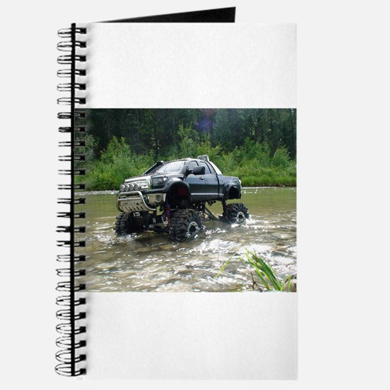 TUNDRA RIVER CROSSING Journal