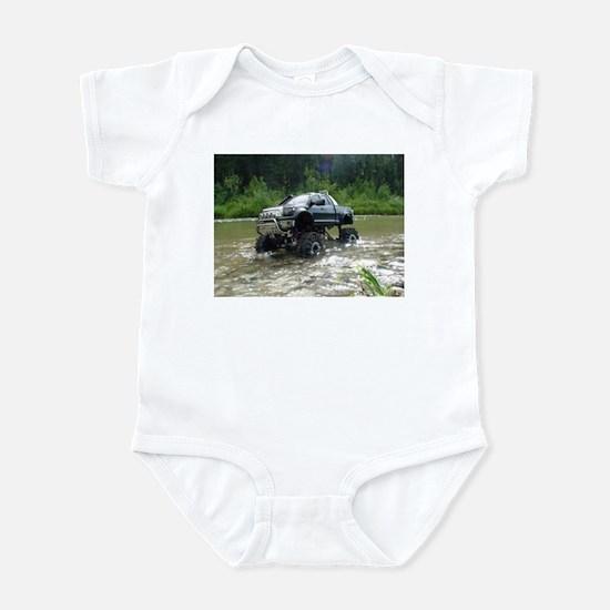 TUNDRA RIVER CROSSING Infant Bodysuit