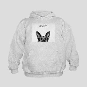 woof Kids Hoodie