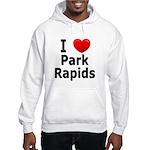 I Love Park Rapids Hooded Sweatshirt
