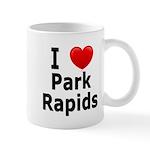 I Love Park Rapids Mug