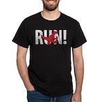 Run Dinosaur! Dark T-Shirt