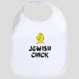 Jewish Chick Bib