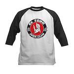 El Toro Judo Kids Baseball Jersey
