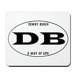 Dewey Beach Mousepad
