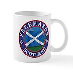 Scottish Masons Mug