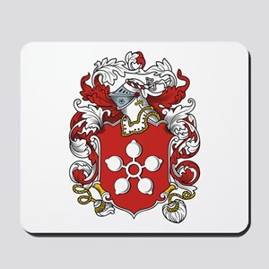 Millet Coat of Arms Mousepad