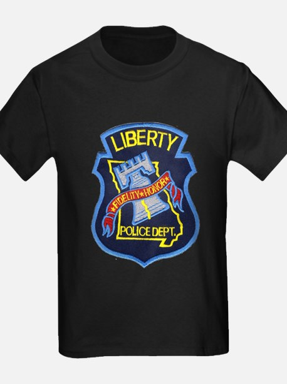 Liberty Police T