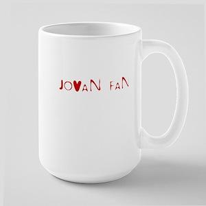 Large Mug-JOVAN FAN!