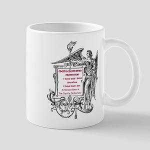 I Think That I Think Mug