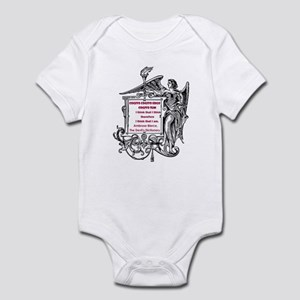 I Think That I Think Infant Bodysuit