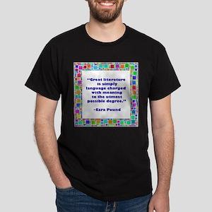Great Literature Dark T-Shirt