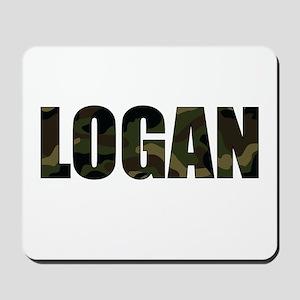 Camo Logan Mousepad