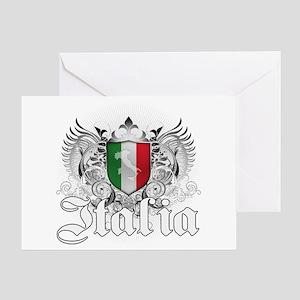 italian pride Greeting Card