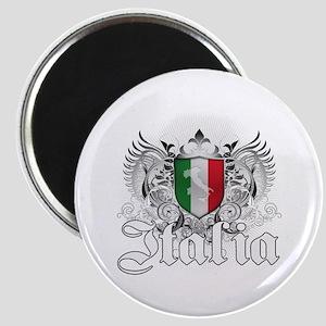 italian pride Magnet