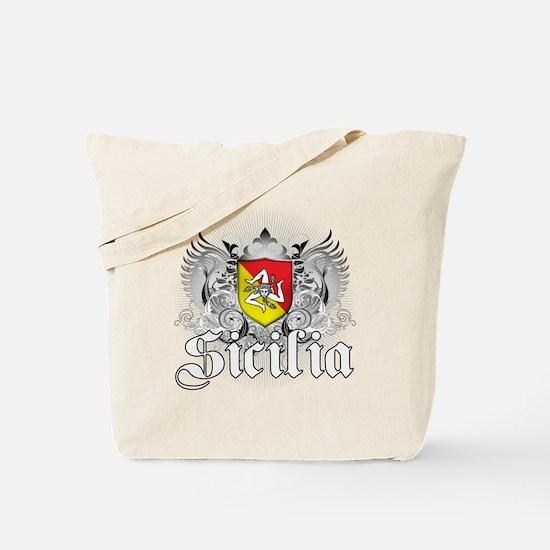 Sicilian Pride Tote Bag