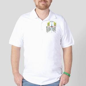 Cockpit Basics Golf Shirt