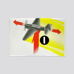 The Mechanics of Flight Rectangle Magnet