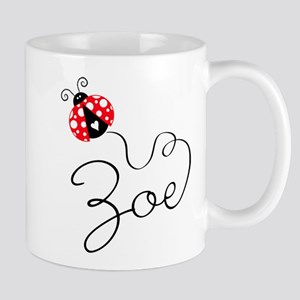 Ladybug Zoe Mug