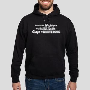Whatever Happens - Substitute Hoodie (dark)