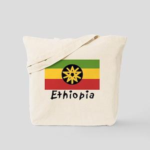 Rasta Ethiopia Tote Bag