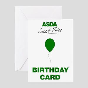 ASDA Smart Price Birthday Card