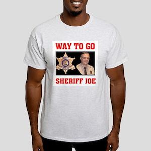 DEFEND OUR BORDER Light T-Shirt