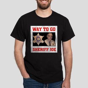 DEFEND OUR BORDER Dark T-Shirt