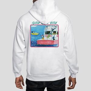 Gills Gone Wild Hooded Sweatshirt