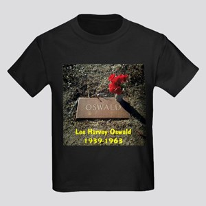 LEE HARVEY OSWALD 1939-1963 Kids Dark T-Shirt