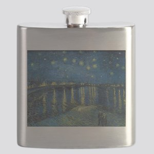 Van Gogh: Starry Night Over the Rhone Flask