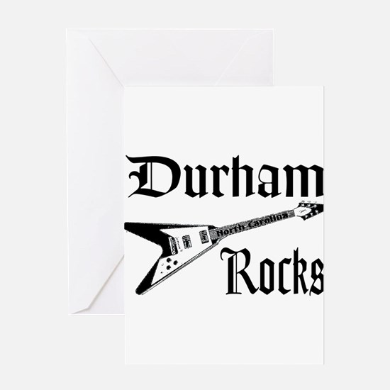 Cute From durham Greeting Card