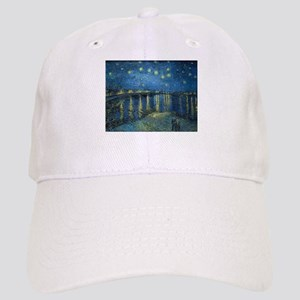 Van Gogh: Starry Night Over the Rhone Cap