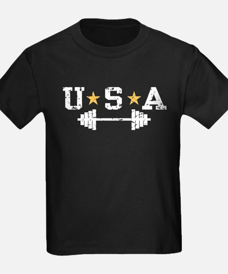 USA Weightlifting T