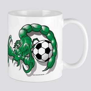 Sting Soccer Scorpion Mug