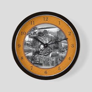 Logging Wall Clock 1