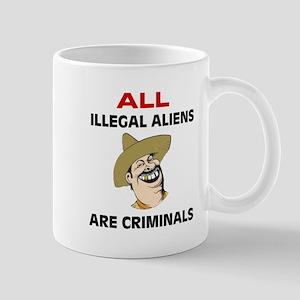 SEND THEM HOME Mug