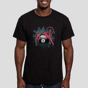 8-Ball Devil Girl T-Shirt