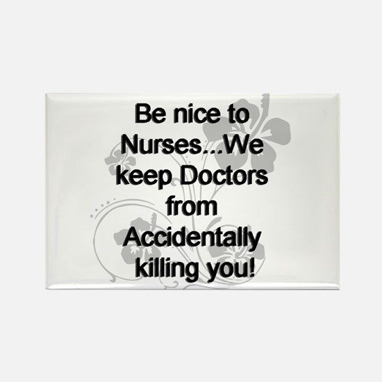 2-be nice to nurses copy Magnets