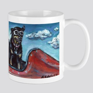 paintingcocodog Mugs