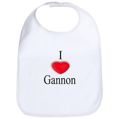 Gannon Bib
