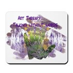 Art Therapy Mousepad