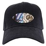 Art Therapy Black Cap