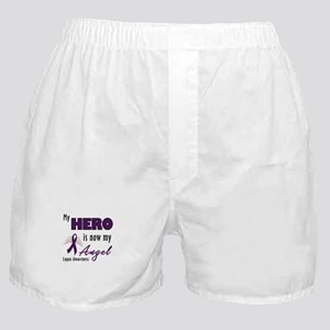 My hero is now my Angel - Lupus Boxer Shorts