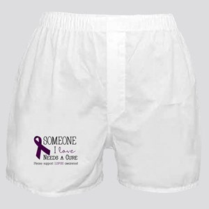 Someone I Love Needs a CURE! Boxer Shorts