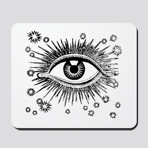 All Seeing Eye Mousepad
