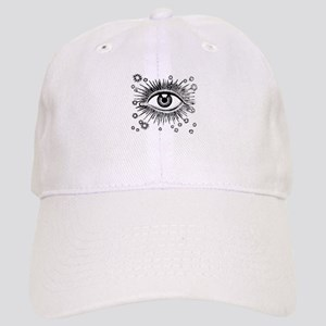 All Seeing Eye Cap